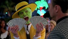 the mask cash