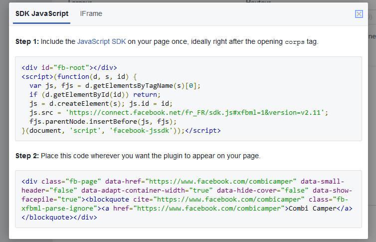 facebook-plugin-page-code